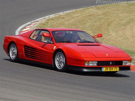 Ferrari Testarossa High Resolution Image (1 of 6)