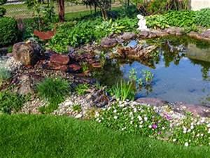 Anlegen Eines Gartens : biotop gartenteich egli gartenbau ~ Michelbontemps.com Haus und Dekorationen