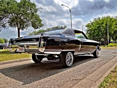 lowered muscle cars 17 best images about solo cholo on pinterest bel air