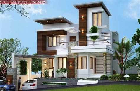 contemporary home designs kochi ernakulam kerala kerala