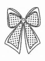 Coloring Bow Bows Ausmalbilder Schleife Colorear Lazo Dibujos Malvorlagen Ausdrucken Kostenlos Zum Imprimir Gratis sketch template