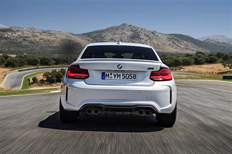Bmw M2 Competition Hd Picture by New Bmw M2 Competition 2018 Review Pictures Auto Express