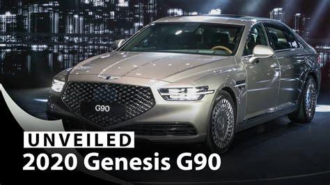 Hyundai Genesis G90 2020 by 2020 Genesis G90 Price Genesis Review Release