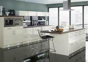 Wandfarbe kuche auswahlen 70 ideen wie sie eine for Kitchen cabinet trends 2018 combined with canvas wall art set of 4
