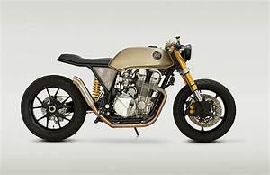 Honda CB750 'Mr Hyde' by Classified Moto Pipeburn