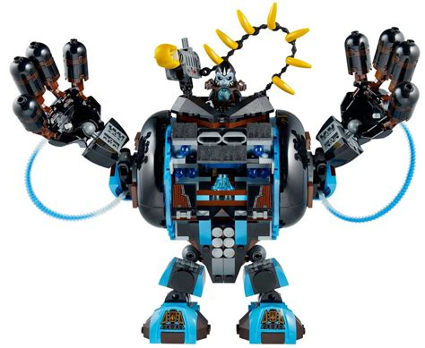 Lego 70008  Gorzan's Gorilla Striker  I Brick City