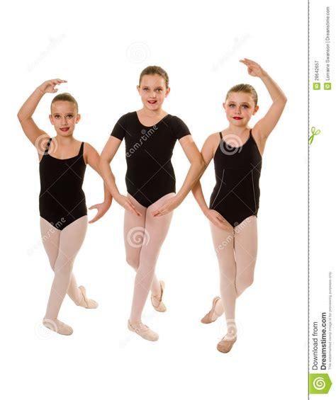 Preteen Ballerina Hairstyle Gallery