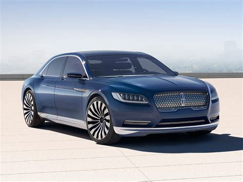 Lincoln Continental Concept  Ford Media Center