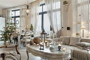 shabby chic living room collection With decoration chic et charme