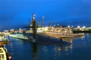 Puget Sound Naval Shipyard in Bremerton Washington