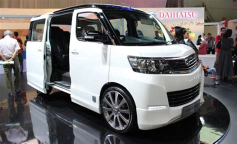 Daihatsu Luxio Photo by Daihatsu Luxio 2015 Review Amazing Pictures And Images