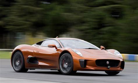 Felipe Massa Drives Bond Villain's Jaguar C-X75 Supercar ...