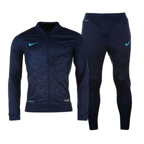 Nike Academy Graphics Mens Tracksuit Large Blue - Buy Nike
