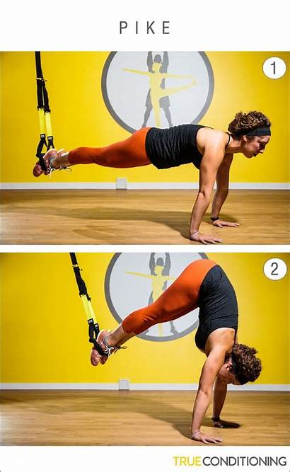 Trx Workout Abs Defined Flat Ab Pike