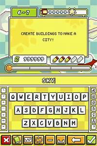 Super Scribblenauts Nintendo Ds Giochi Nintendo