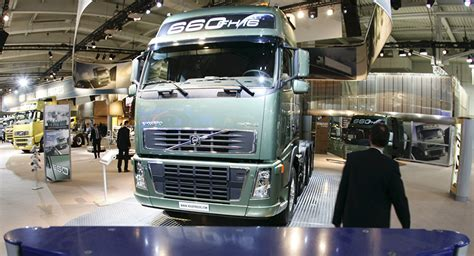 who makes volvo trucks volvo makes motions to rejoin stock market under new