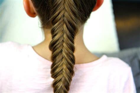 fishtail braided hairstyles reverse fishtail braid cute braid hairstyles cute