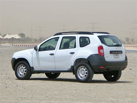 Renault Duster 1.5 2012 Technical Specifications