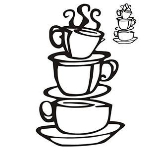 These first thick lines are meant to be more exploratory than precise. Orgrimmar Wall Stickers Decal Removable Silhouette Decoration Coffee Cups Wall Art Stickers for ...