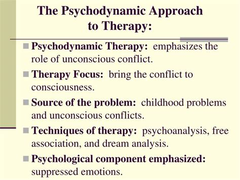 Introduction To Psychotherapy Powerpoint