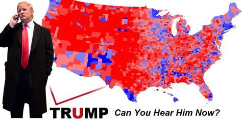 trump verizon   hear   elections