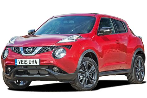 nissan juke suv  review carbuyer