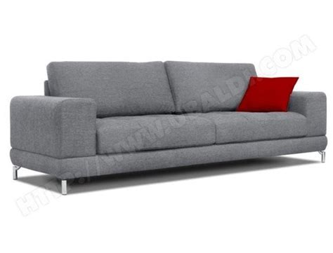 petit canapé d angle 2 places canapé tissu ub design 3 places gris pas cher