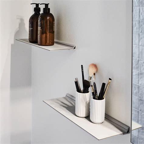 slim by design slim wall shelf by linddna connox