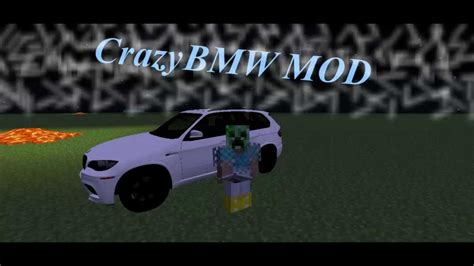 Mod Car Bmw Minecraft 1 5 2 by Minecraft Mody 1 5 2 Bmw Car Bmw W Minecraft