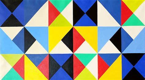 Geometric Abstraction Artmine Collectors Corner
