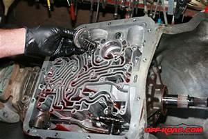 Th350 Transmission Rebuild On Jeep Wrangler  Off