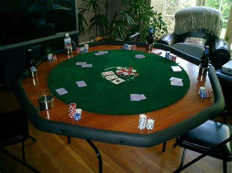 octagon game table plans diy your own poker table this wouldn 39 t be too hard either