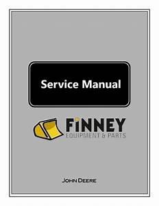John Deere 310c Backhoe Service Repair Manual Jd Tm1420