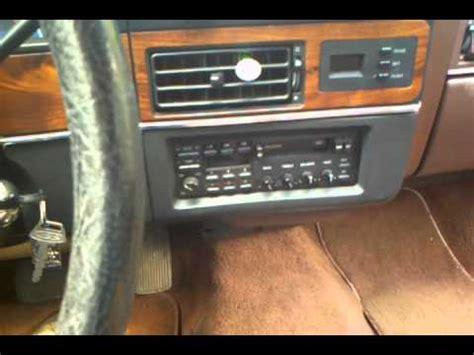 My 1989 Ford Taurus - YouTube