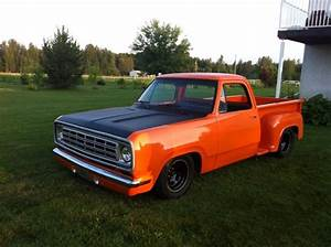 Vanb86 1974 Dodge 100 Pickup Specs  Photos  Modification Info At Cardomain