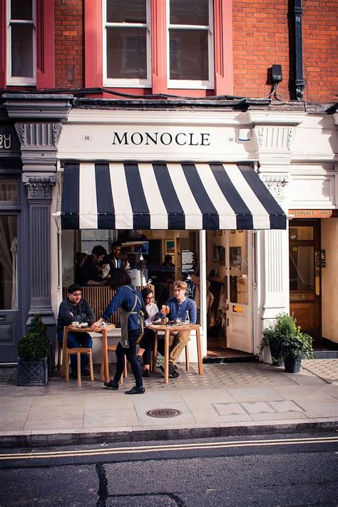 I actually go out of my way at times just to have my bentley's coffee. Monocle Coffee Shop London http://www.indigomemoirs.com ...