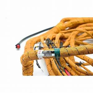 China C6 6 Cat Injector Wire Harness Suppliers