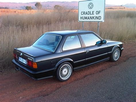 Bmw E30 333i South African M3