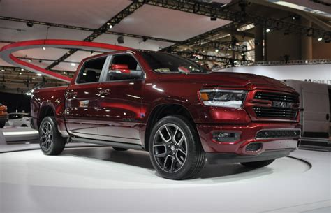 Ram Introduces 1500 Sport At The Toronto Auto Show