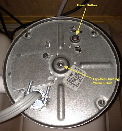 garbage disposal leaking from reset button do it yourself mcadams plumbing inc