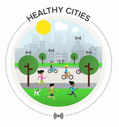 Cities Healthy Health Catapult Future Things