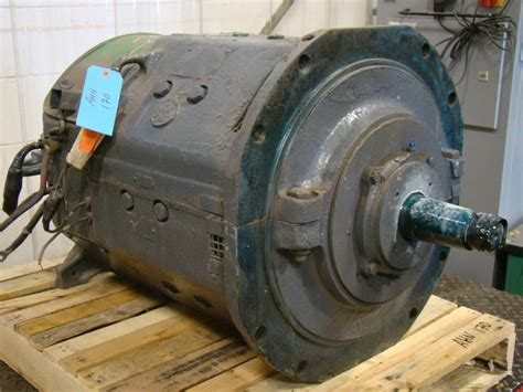 General Electric Dc Motors by General Electric 35hp Dc Motor 230v 128 5 7405483