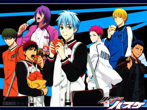Anime Kuroko No Basket Season 3 Kuroko No Basuke Third Season Odcinki On Anime Pl