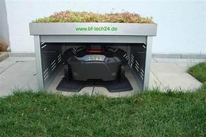 Dach Für Garage : mower dach mower garage auto mower m hroboter mower ~ Lizthompson.info Haus und Dekorationen