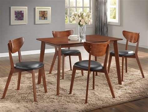 Dining : Creative Rustic Modern Dining Set Designs And