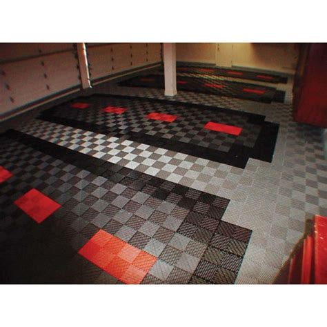 Racedeck Garage Flooring Tiles by Racedeck Freeflow Garage Floor Tile 12 Quot