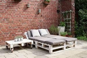 Paletten Möbel Garten : paletten gartenm bel garten k ln von wohnausstatter ~ Markanthonyermac.com Haus und Dekorationen