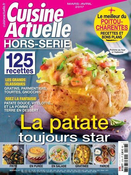 cuisine actuelle hors série mars avril 2017 pdf
