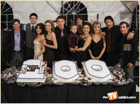 one tree hill 100th episode party the tv addict