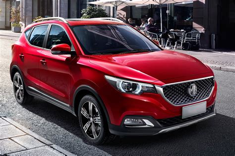 Mg Zs Suv Review